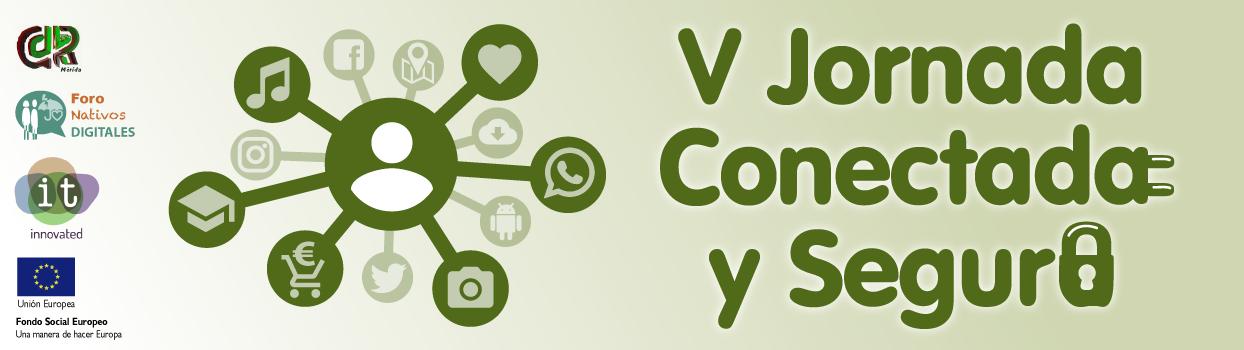 Se presenta la V Jornada Regional Conectado y Seguro del curso 2019-20 en Mérida