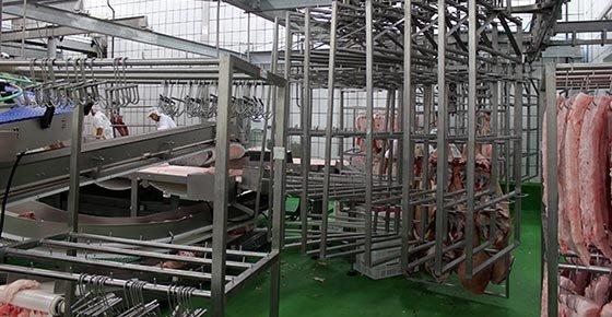 El proyecto de construcción de un gran matadero del ibérico en Zafra cuenta desde ste miércoles con la Autorización Ambiental Integrada