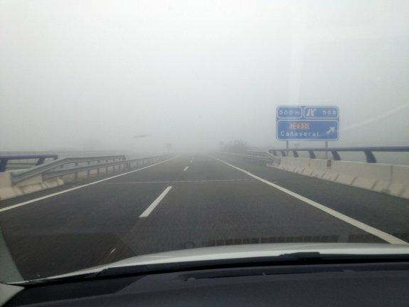 En Extremadura se aplica un sistema de predicción y prevención de accidentes producidos por el efecto del hielo negro y otro de detección y aviso de nieblas.