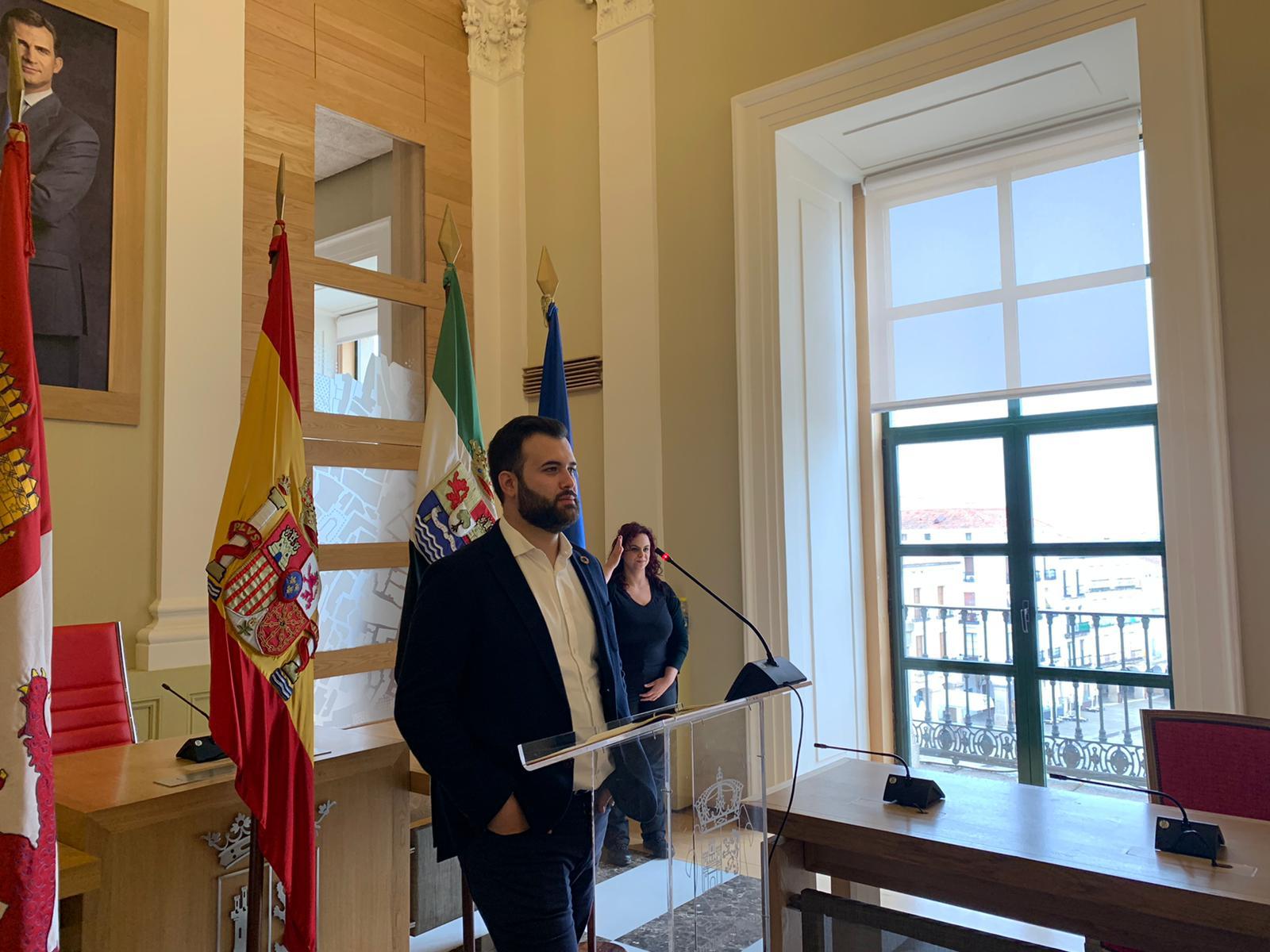 El autobús urbano de Cáceres será gratuito durante el estado de alarma a partir de mañana miércoles
