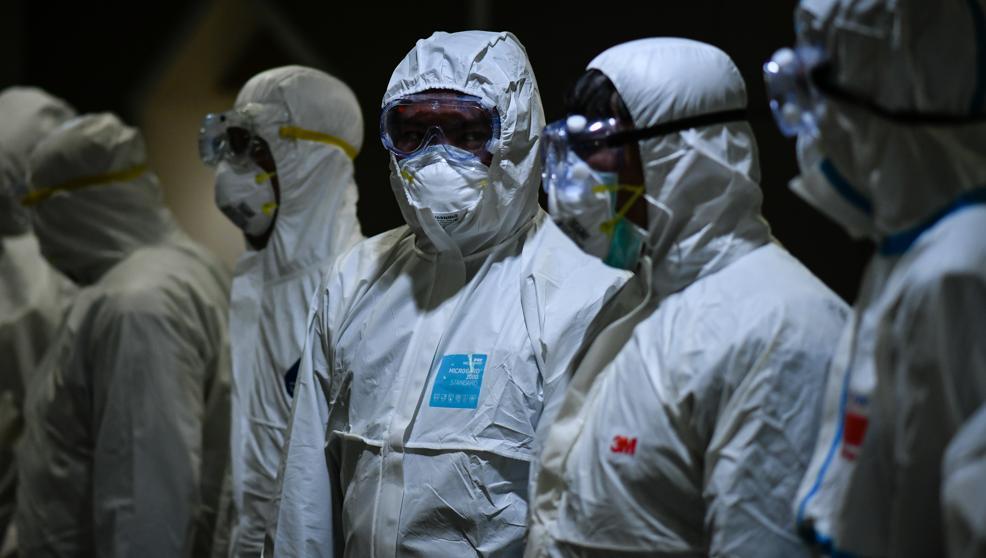 Más de 4.000 fallecidos y más de 56.000 contagiados por el coronavirus en España