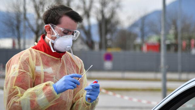 ÚLTIMA HORA: 13 fallecidos más y 68 nuevos contagios con 2.184 casos positivos totales en Extremadura