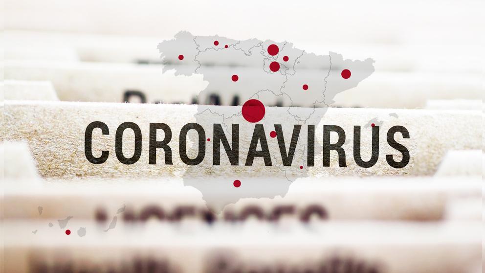 27 fallecidos más en Extremadura y 1628 contagiados en total por el coronavirus