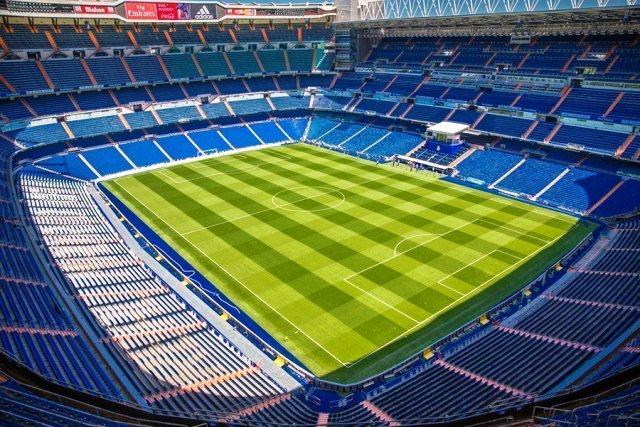 El Real Madrid pone a disposición el estadio santiago bernabéu como centro de almacenamiento de material sanitario