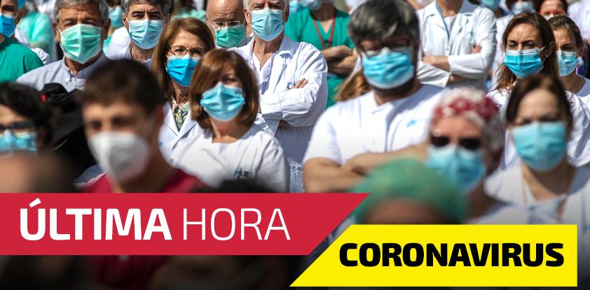 4 fallecidos más, 1 nuevo contagio y 50 casos sospechosos por coronavirus en Extremadura