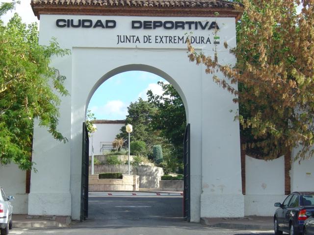 Este lunes 25 reabre sus puertas al público la Ciudad Deportiva de Cáceres