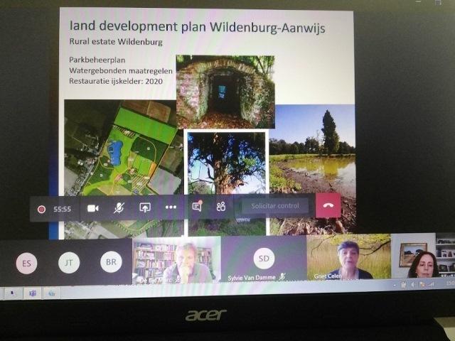 La Diputación de Badajoz, por la preservación sostenible del patrimonio en zonas rurales, ha participado en un seminario web sobre buenas prácticas en el proyecto europeo INNOCASTLE