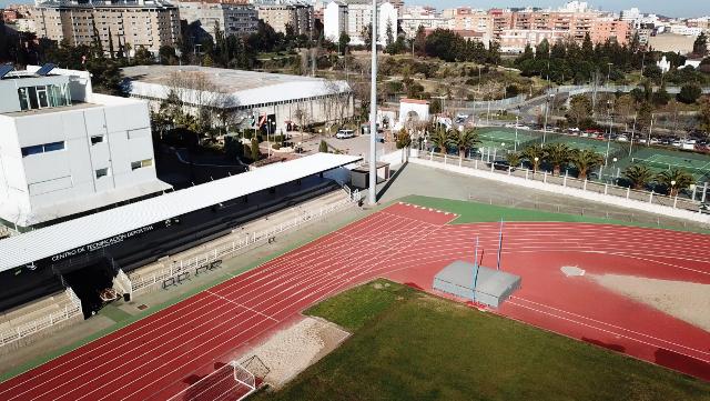 Publicada la convocatoria de 60 plazas en la residencia del Centro de Tecnificación Deportiva de Cáceres