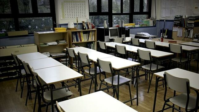 Los niños de 0 a 6 años no volverán a clase hasta septiembre