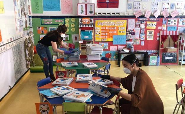 La vuelta a las aulas será el uno de junio con medidas organizativas, de protección, prevención e higiene