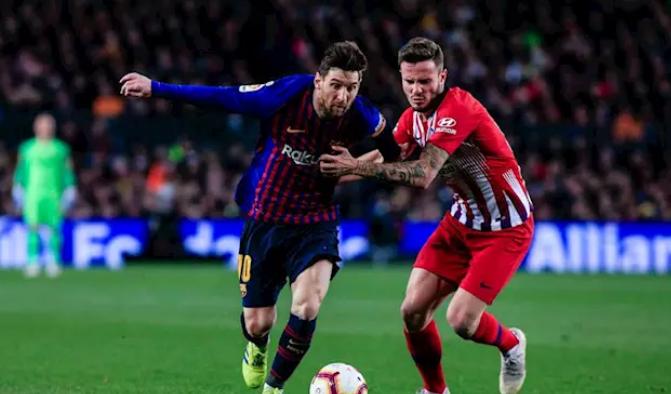 Decisivo Barsa-Atlético,con los azulgranas en horas bajas y los colchoneros en alza