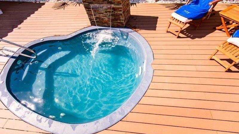 Conoce todo sobre la piscina prefabricada