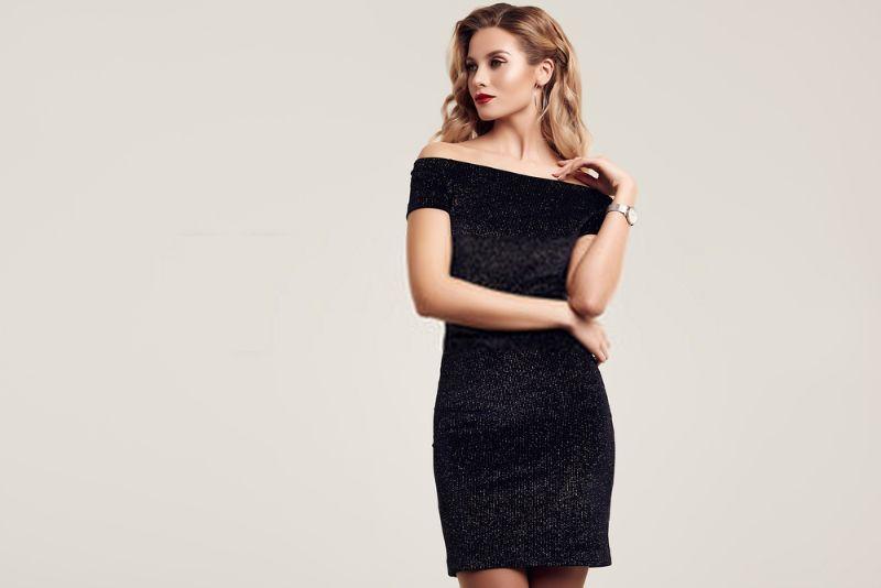 Luce perfecta al elegir el mejor vestido