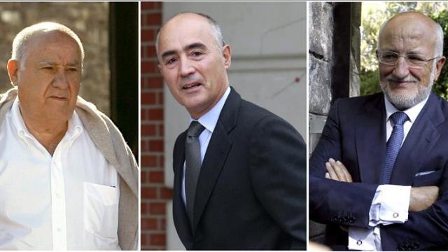 Los 23 más ricos de España lo son más aun  con el estado de alarma