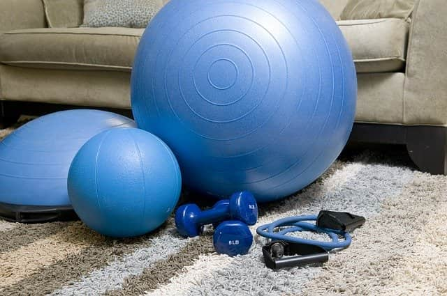 Consejos para realizar una rutina de ejercicio en casa