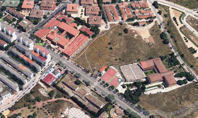 Sale a licitación la dirección de obra para la renovación de la red de saneamiento de Cáceres