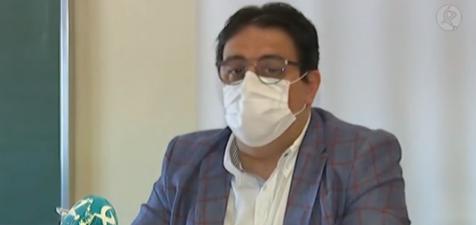 Consejero Vergeles: De momento, no habrá más medidas drásticas por los brotes por coronavirus en Badajoz