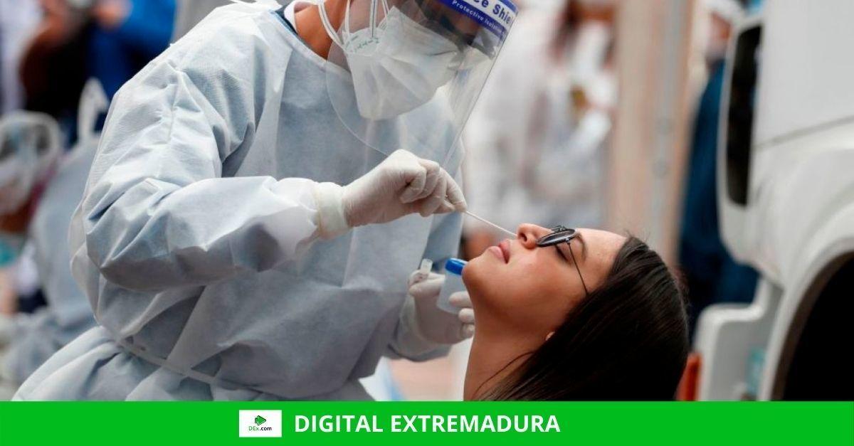 4 fallecidos y 161 positivos más por covid en Extremadura