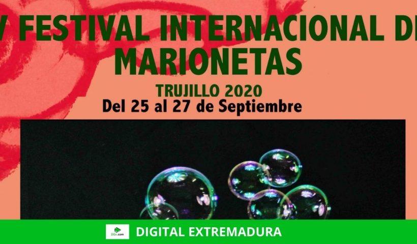 Arranca la quinta edición del Festival Internacional de Marionetas de Trujillo