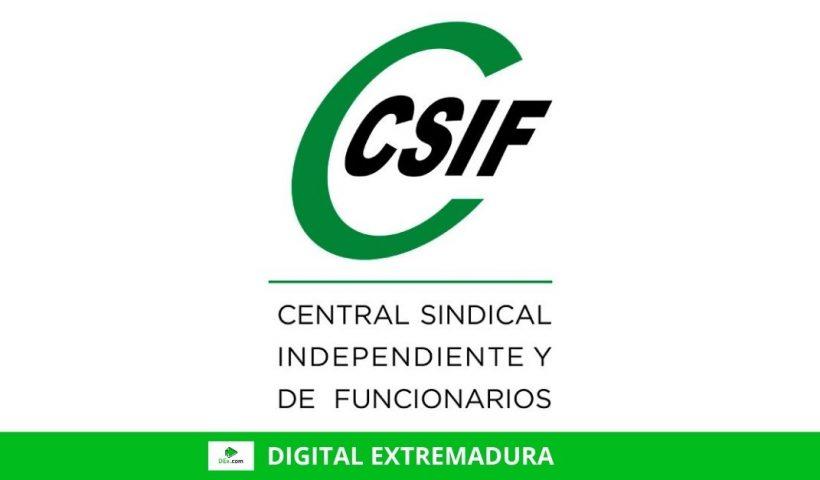 CSIF exige al alcalde de Badajoz medidas de protección para los trabajadores municipales frente a la Covid19