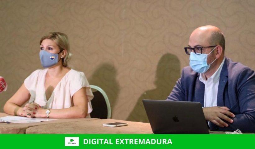 Ciudadanos critica la gestión del equipo directivo del Área de Salud de Cáceres y demanda cambios