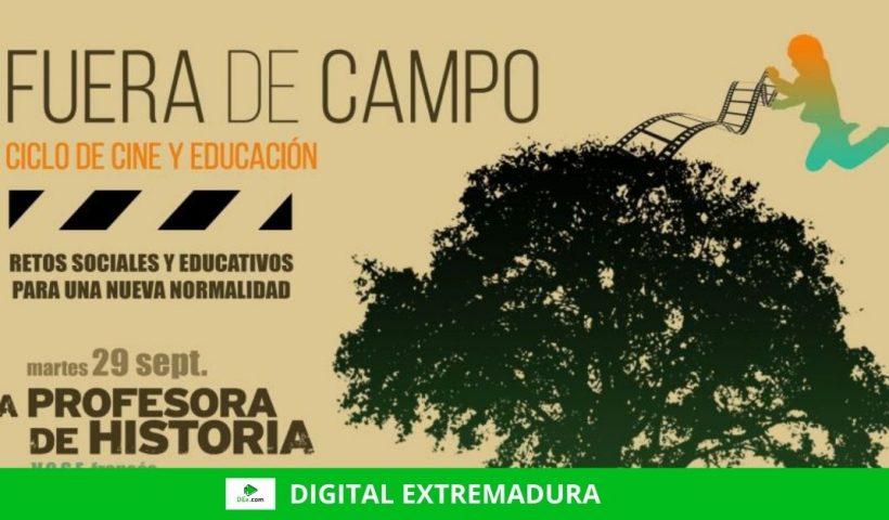 Conciliación, educación online y las transformaciones sociales serán los temas de la 3ª edición de `Fuera de Campo. Ciclo de cine y educación´