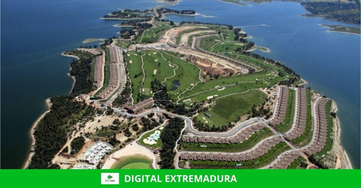 El TSJ de Extremadura ratifica el auto que acuerda la demolición parcial del complejo Marina Isla de Valdecañas