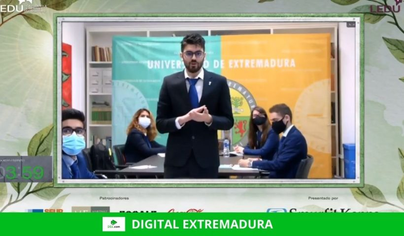 La UEx participa en la Liga Española de Debate Universitario