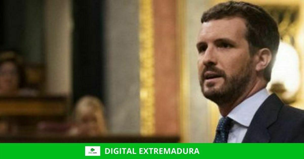 Pablo Casado podría adelantarse a Santiago Abascal para presentar una moción de censura contra Pedro Sánchez