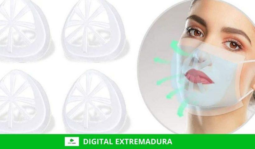 Solución definitiva para las molestias de usar mascarilla en labios y nariz