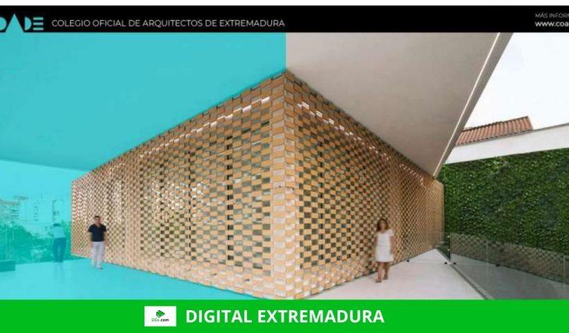 Arranca la programación de la XII Semana de la Arquitectura de Extremadura