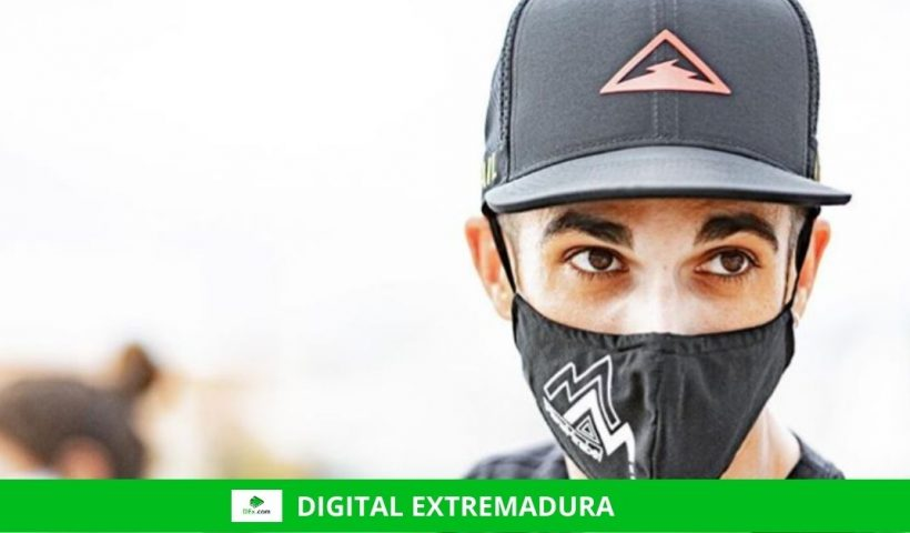 El extremeño Mario Mirabel 8º en el Campeonato de España de Trail RFEA