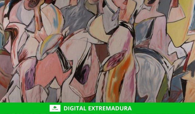 El hijo de Juan Barjola dona `Camerino´ al MUBA