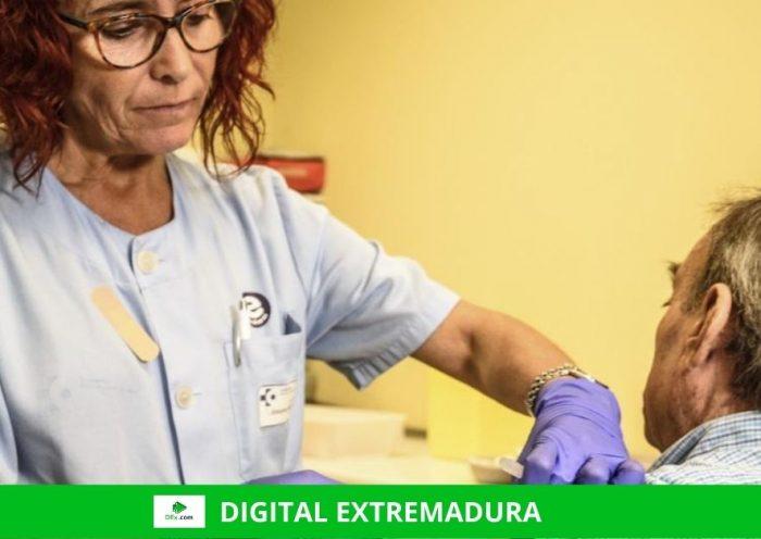 Extremadura dispondrá de 390.000 dosis de vacunas contra la gripe