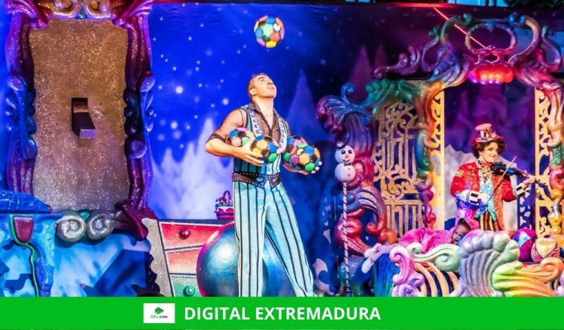 Teatro y circo en la ciudad de Cáceres para los más pequeños
